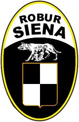 Primo stemma SSD Robur Siena (2014)