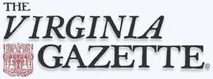 The virginian gazette logo