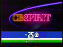 WEYI-TV 1987 CBSPIRIT