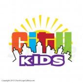 City kids childrens logo