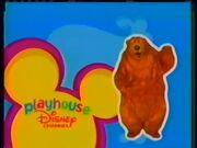 Playhouse Disney Bear in the Big Blue House ID (2002)
