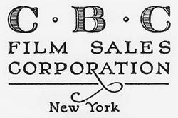 CBC Film Sales Corporation (logo, 1919-24)