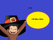 Curious-george halloween. -downloaded with 1stBrowser-
