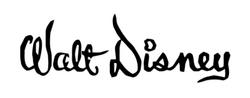Walt Disney logo old