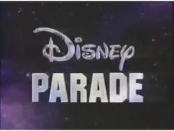 Disney parade tf1 1992 logo