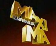 Temperatura Maxima