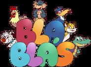 Logo blablas