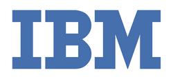 Old IBM Logo