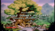Disney's Adventures of the Gummi Bears Walt Disney Television Animation Group