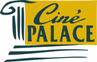 Cine palace 1996 logo