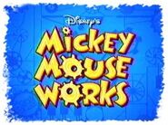 Mickey mouse works-show