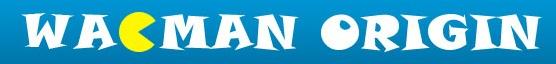 Wacman Origin Logo Full