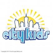 City kids church logo