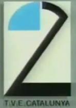 TVE 2 Catalunya 1989