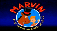 Marvin the Tap-Dancing Horse Title Card