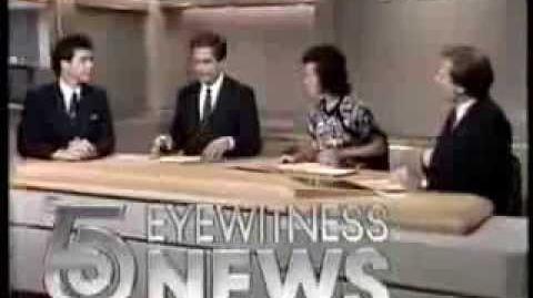 WAGA-TV news opens