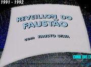 Reveillon do Faustão 1991