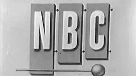 NBC Xylophone 1954