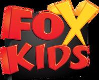 Fox kids 1997 logo
