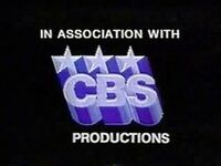CBS Productions 1980s