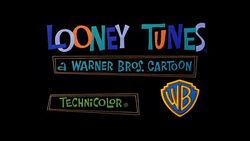 Looney Tunes Logo 60s