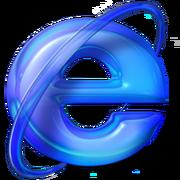 IE7 Beta 1 icon