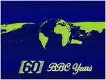 BBC 1 1982 60 Years