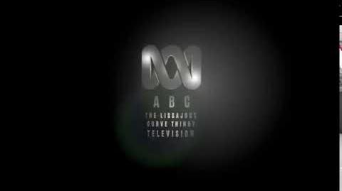 ABC The Lissajous Curve Thingy Television