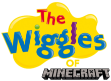 The Wiggles Of Minecraft Logo 2