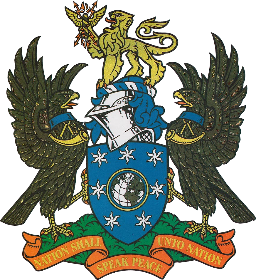 Current BBC coat of arms