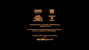 MPAA The Lion King Special Edition