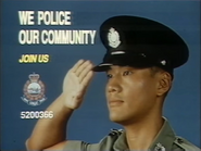 Gonghei Police TVC 1990