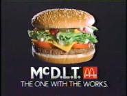 McD.L.T. TVC 1986