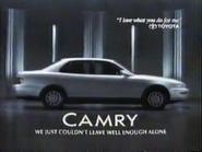 Toyota Camry URA TVC 1991