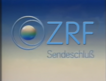 ZRF Sendeschluss 1992