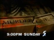 CH5 promo - Murder One - 1996