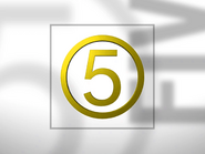 Channel 5 ID - Yellow - 1994