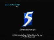 Channel 5 PC endcap 2008