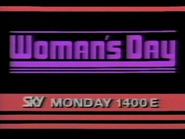 Sky promo - Woman's Day - 1987