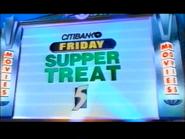 CH5 pre promo ID - Citibank Friday Supper Treat - 1997