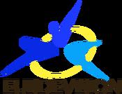 Eurdevision print logo 1995