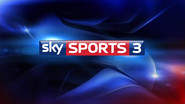 Sky Sports 3 ID 2012