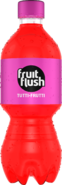 Fruit Flush Tutti Frutti PET Bottle