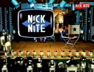 Nickelodeon closedown - Nick at Nite handover (1998)
