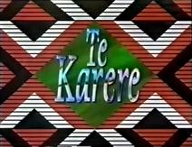 Te Karere intro 1993
