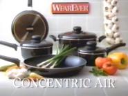 WearEver Concentric Air URA TVC 1995