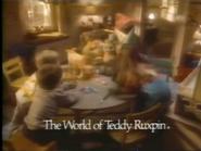 World of Teddy Ruxpin TVC - 3-25-1987