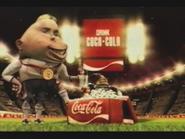 Coke AS TVC - Football - 2002