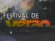 Festival de Verao promo - 1986