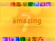 NTV7 ID 2000 Yellow
